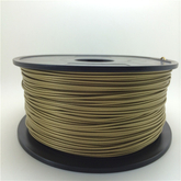 1.75mm 1kg Spool Copper Filled Metal Filament