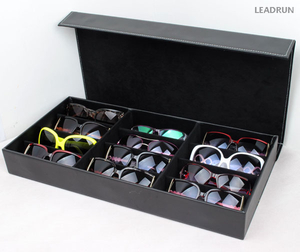 Fashion luxurious sunglasses display tray (X025)