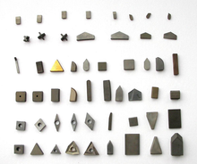 tungsten carbide inserts