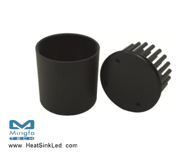 extruded led heat sink