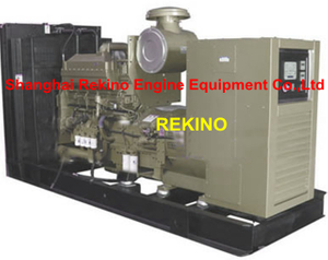 Cummins 350KW 50HZ marine emergency diesel generator set