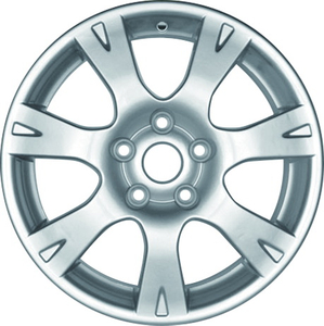 W0504 Replica Alloy Wheel / Wheel Rim for SKODA
