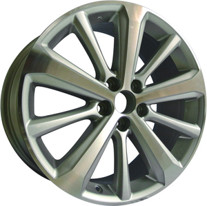 W0614 Toyota Highlander alloy wheel Replica Alloy Wheel / Wheel Rim