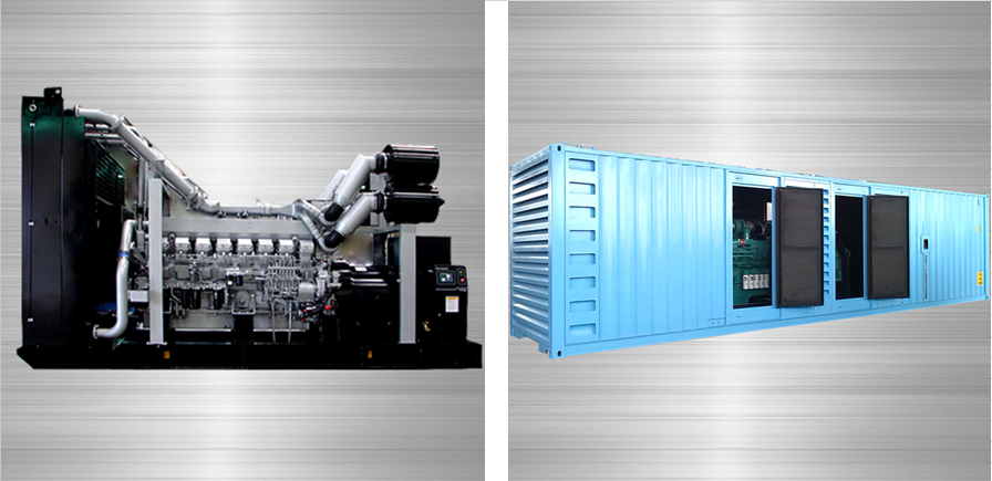 1000kw-2000kw power generator