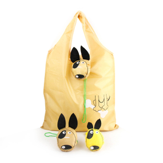 Foldable Animal Cute Dog Shopping Bag
