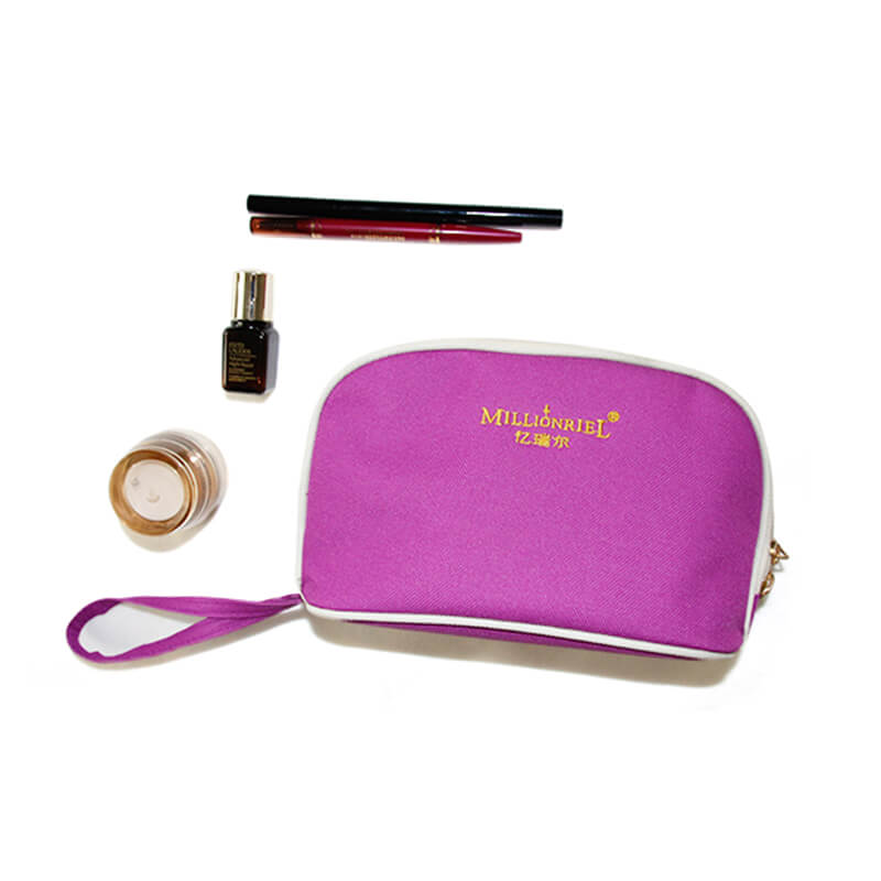 Cosmetic Bag Handle Makeup Bag