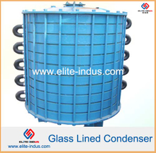 Glass Lined condenser