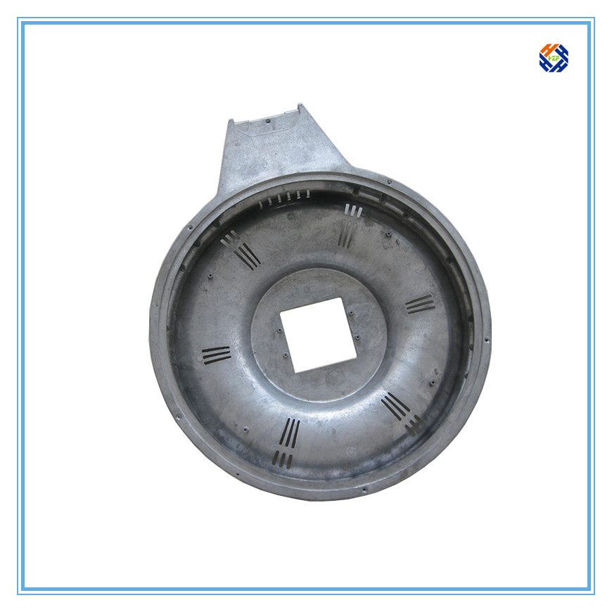 Customized die casting parts led lamp empty housing