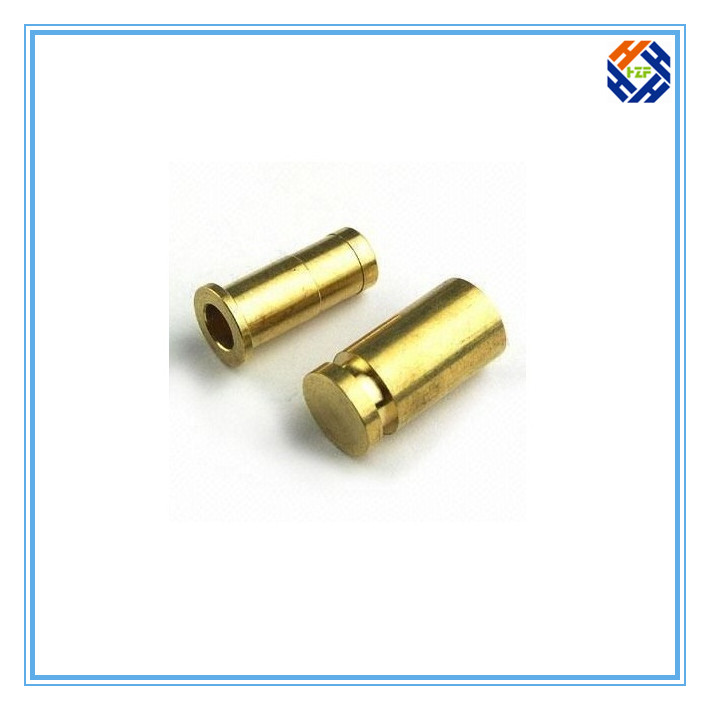 Brass CNC Machined Part for Machinery-3