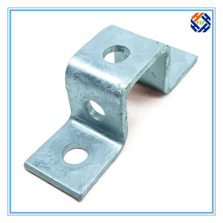 OEM Galvanized Stainless Steel Angle Bracket-5