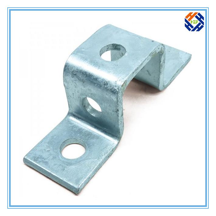 OEM Galvanized Stainless Steel Angle Bracket-5