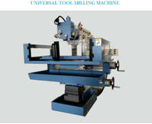 UNIVERSAL TOOL MILLING MACHINE X8140A