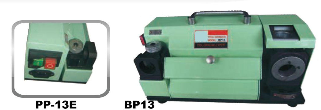 DRILL BIT SHARPENER PP-13D/13E/BP13