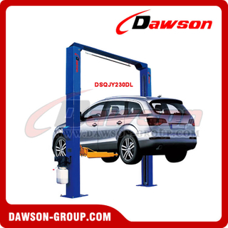 DSQJY230DL 2-Post Hydraulic Lift