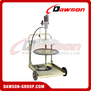 DSTC-321H Mobile Grease Lubricator Trolley
