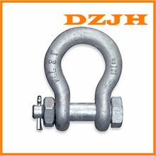 G-2130 Bolt Type Anchor shackles