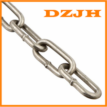 Straight Link Coil Chains