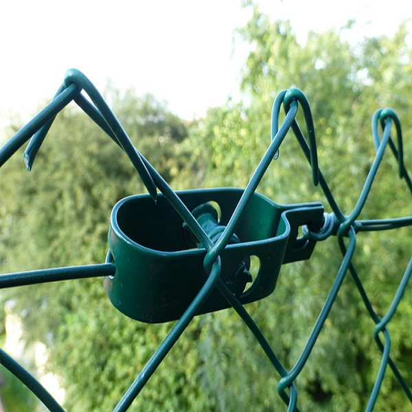 how to make a chain wire fence strainers