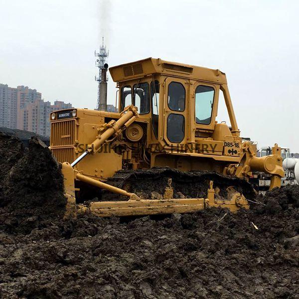 Komatsu D85-18 Bulldozer - Buy bulldozer Product on SHANGHAI JIHU