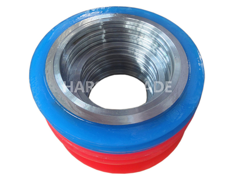 Metal slitting line blade spacer, Rubber slitter spacer