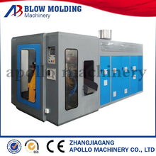 apollo single station small plastic products full automatic blow molding machine