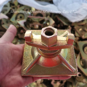 Casting Swivel Wing Nut /Square Plate Wing Nut 115*115mm