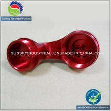Professional High Precision CNC Machining Part for Motor Bike (AL12042)