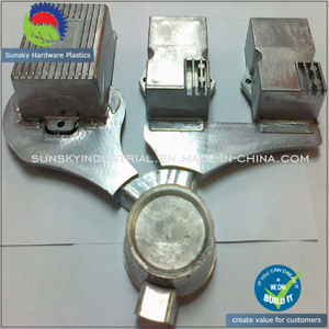 High Quality Die Casting for Terminal Cover Case