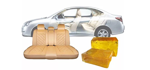 hot melt adhesive for car