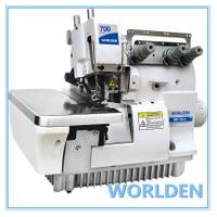 Wd-700-3高速三线程数Overlock缝纫机