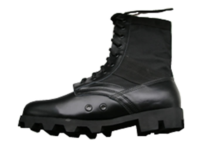 High Quality Military and Army Full Grain Combat Boot