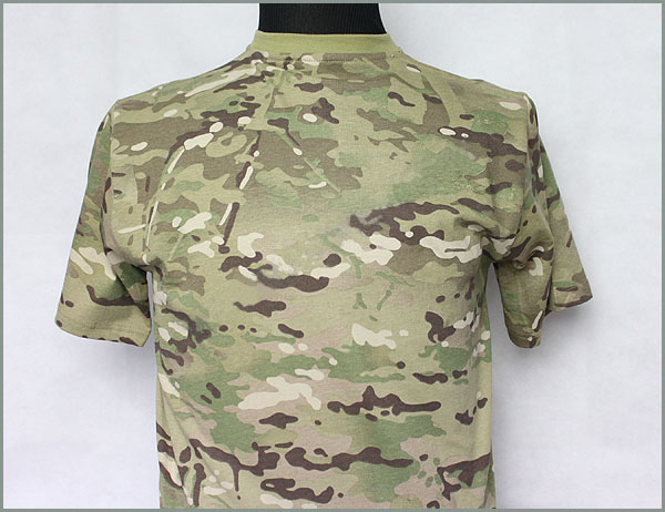 Military Tactical Camo T-Shirt in High Quality Cotton