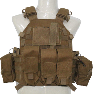 High Quality Military Army /Ballistictactical Bullet Proof Vest