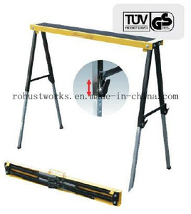Adjustable Metal Saw Horse (18-1204)