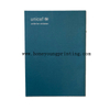 UNICEF student exercise book staple binding A4 single line square blanc