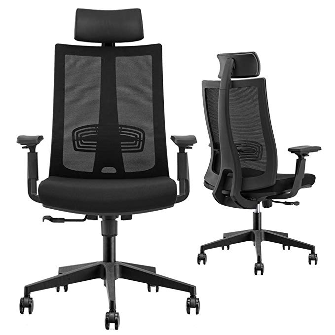 Cmo Mesh Ergonomic Office Managers High Back Chair With 2 To 1 Synchro Tilt Control Buy Ergonomic Mesh High Back Ultra Computer Office Chair Product On Cuboc Office Furniture Usa Brands Made In China