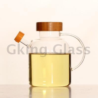 Glass Oil Pot-GB09001