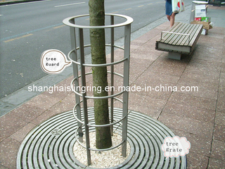 Casting Iron Tree Grates for Sale Made in Shanghai City