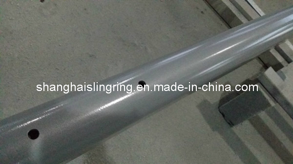 Aluminum Extrusion, Anodized and Painting Treatment