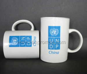United Nation Ceramic Water Mug