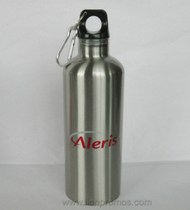 Telecom Bank Promotional Gift 750ML Stainless Steel Sports Bottle
