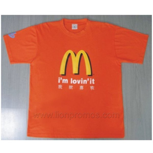 Cheap Promotional Gift 160gsm Cotton T Shirt