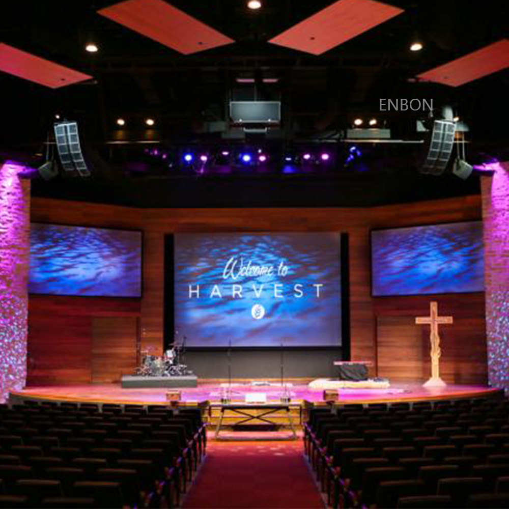 P6.25 Precio barato interior 500x1000mm Led Video Wall para eventos de exhibición de alquiler