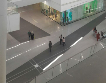 How to choose expansion joint cover models for shopping mall
