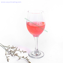 Hot Selling Unique Short Stem Cheap Crystal Red Wine Glass Cup