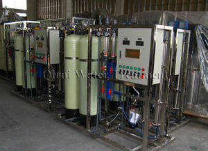 One Stage Reverse Osmosis Water Filter