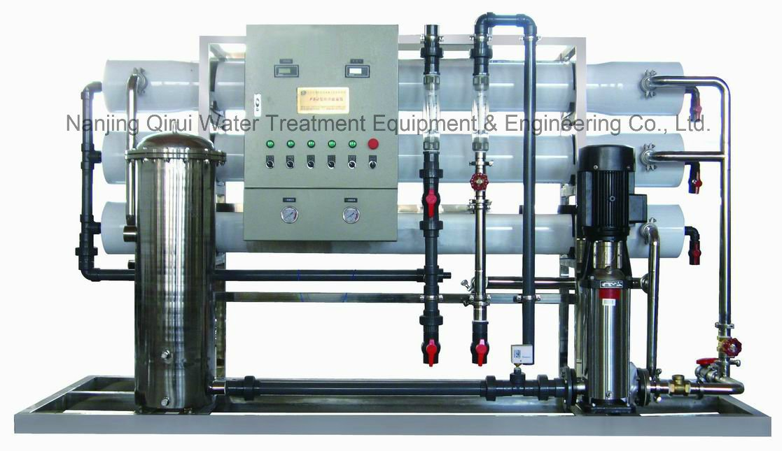 One Stage RO Purifier Water Treatment Plant For Drinking Use