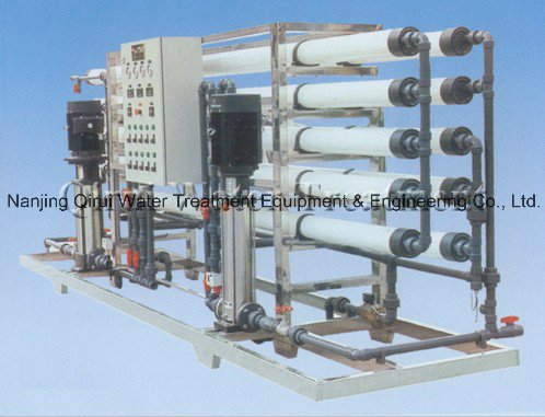 Industrial Reverse Osmosis RO Water Purification Treatment System
