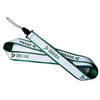 Custom white reflective lanyards with mobile phone clip or pen holder