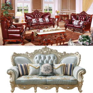 Living Room Sofas for Home Furniture (511A)